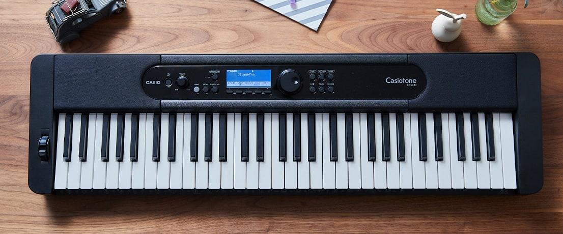Casiotone CT-S400 Синтезатор