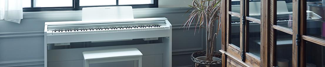 Casio PX-870WE цифровое пианино