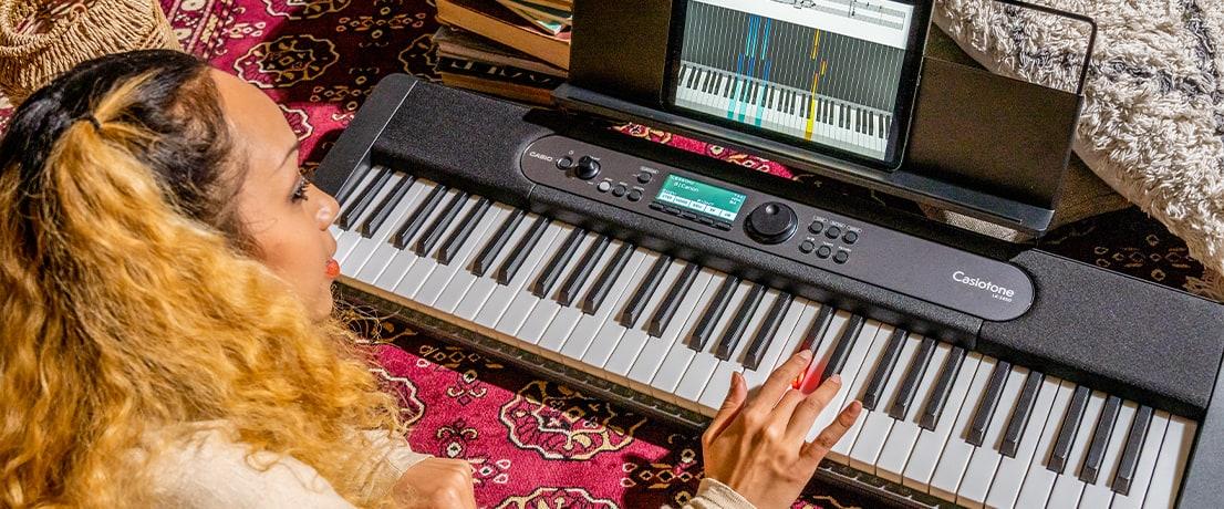 CT-S400 Casiotone Keyboard